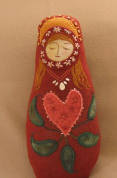Her Love Grows by art4sol on Etsy, $95.00