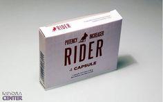 Rider, hogy potenciája egy lovas erejével legyen egyenlő. http://kapszulacenter.hu/rider-potencianovelo