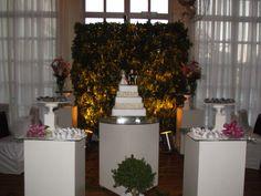 mesa bolo casamento