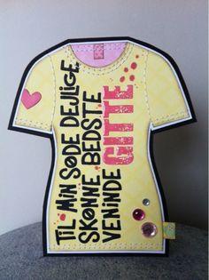 bydonna: T-shirt til Gitte