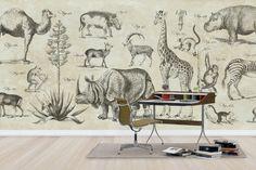 Wild Africa - Fototapeten & Tapeten - Photowall