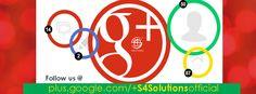 Get the maximum exposure on #GooglpePlus  with S 4 Solutions Social Media marketing strategies. https://plus.google.com/u/0/+S4Solutionsofficial/
