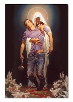 Jesus did not want to use any force other than the power of love to conquer the wickedness of his human brothers. Jesus proved his divinity by acting like a god, not like a man. Paramahansa Yogananda, The Second Coming of Christ, Discourse 73 Image Jesus, Thomas Blackshear, Saint Esprit, Jesus Christus, Prophetic Art, Biblical Art, Jesus Pictures, Wierd Pictures, Jesus Pics