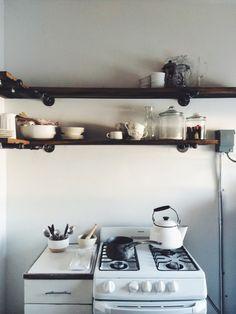 Boston Cream Pancakes + iPhoneography - offbeat + inspired