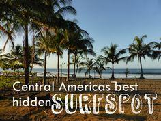 Best hidden Surfspot in Panama. Morillo and the Villa Vento Surf Hostel