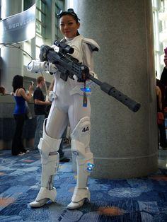 ghost starcraft cosplay - Buscar con Google