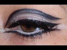 Edie Sedgwick makeup close up