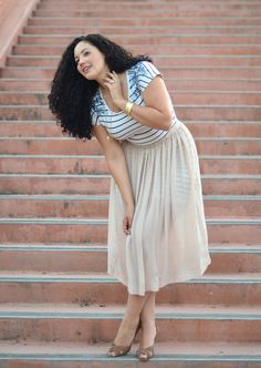 Natural Belle: Style Crush: Tanesha Awasthi
