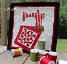 A Stitch in Time: Dots on Dots Blog Hop - My Turn