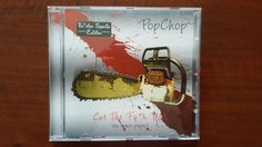 PopChop Cut The Fu*k Up! CD US PCLP0301FSE Mint Madonna Jackson Depeche Cure