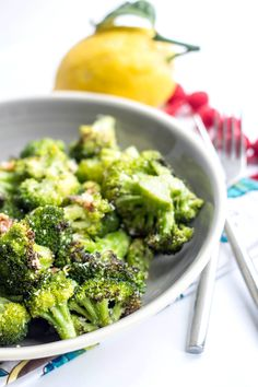Seriously, The Best Broccoli of Your Life