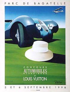 Razzia Automobile Poster