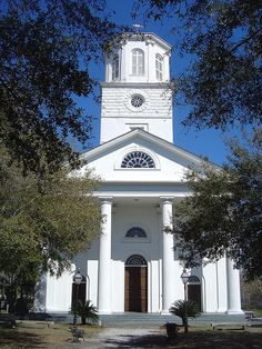 Second Presbyterian Church- Charleston SC - Our wedding was held here. Beautiful church