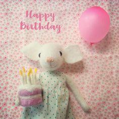 Letters68   Happy Birthday