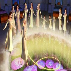 """Barbie in The Twelve Dancing Princesses. Love Barbie movies still. But only the """"classic"""" ones Barbie I, Barbie Dream, Barbie World, Disney Pixar, Disney Cartoons, Barbie 12 Dancing Princesses, Barbie Drawing, Princess And The Pauper, Childhood Movies"""