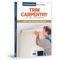 Ten Rules for Finish Carpentry - Fine Homebuilding