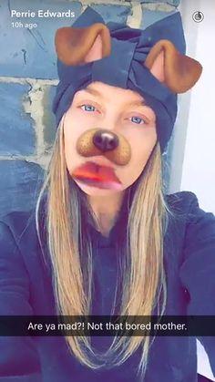 On Snapchat