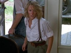 Mary Stuart Masterson as Idgie Threadgoode.  I shoulda known then.  ;)