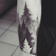 Forest dot style