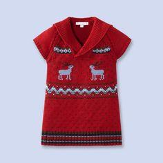 jacadi- sweater dress