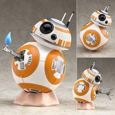 Figurine Nendoroid BB-8 – Star Wars: The Force Awakens Star Wars Bb8, Hobby Shop, Last Jedi, Stars, Character, Shopping, Anime, Sterne, Cartoon Movies