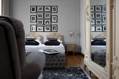 Luxury Redux at the Grand Hotel in Milan: Remodelista