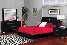 Verona Bedroom 6 Pc. King Bedroom - Furniture.com $1,099.99