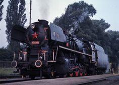 ČSD 556.0 0506 at Gmund Electric Locomotive, Steam Locomotive, Prague Spring, Rail Transport, Train Times, Train Engines, Rolling Stock, Train Journey, Steam Engine