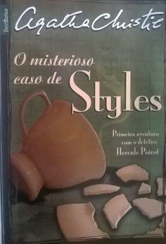 Entre Frases e Palavras: O Misterioso caso de Styles - Agatha Christie