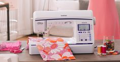 Brother International - Home Sewing Machine and Embroidery Machine Innov-is NQ1300PRW