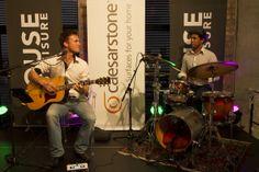 ShenFM on stage.