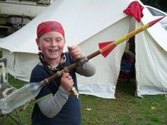 PowerWood Camp 2016 – Week Long Fun and Informative Family Camp 6th – 13th of August
