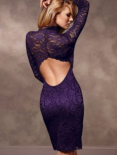 Open-Back Lace Dress #VictoriasSecret http://www.victoriassecret.com/clothing/clear-ance-dresses-offer/open-back-lace-dress?ProductID=90934=OLS?cm_mmc=pinterest-_-product-_-x-_-x