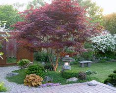 Japanese Garden Patio Style