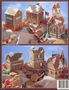 Gingerbread Village 20/20