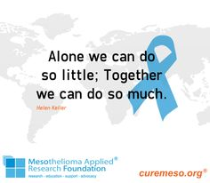 mesothelioma research foundation