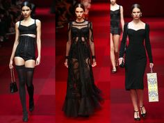 Dolce & Gabbana hop from Sicily to Spain for spring/summer 2015 - Telegraph