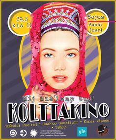 Kolttakino -juliste 2014