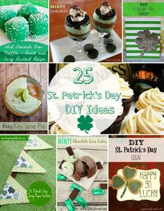 25 Easy St. Patrick's Day DIY Ideas | Home Life Abroad