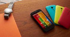 شركة موتورولا تكشف رسميا عن الهاتف الجديد Moto G بألوان متعددة و سعر مناسب