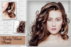 Perms are a great way to change your look and also add volume to thin and fine hair. There are many different types of perms that you can choose from.