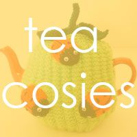 We love tea cosies at Mama Tea!
