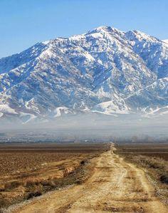 Hindu Kush mountains, Afghanistan