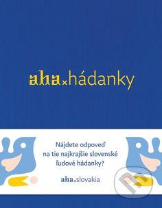 AHA - Hádanky - Tomáš Kompaník