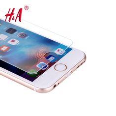 Prima real de cristal templado de cine para apple iphone 4 4s 5 5s 6 6 s plus protector de pantalla película protectora + herramientas