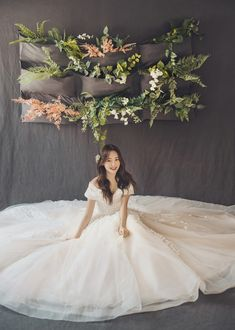 Bridal Dresses, Wedding Gowns, Flower Girl Dresses, Wedding Prep, Dream Wedding, Korean Wedding Photography, Cute Couple Outfits, Wedding Photoshoot, Wedding Portraits