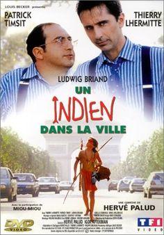 Un Indien dans la ville [Francia] [DVD] Romance Movies, All Movies, Comedy Movies, Film Movie, Danny Devito, Junior Le Terrible, Internet Movies, Movies Online, Patrick Timsit