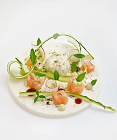 Olo Restaurant, Nordic gourmet cuisine at Kasarminkatu 44