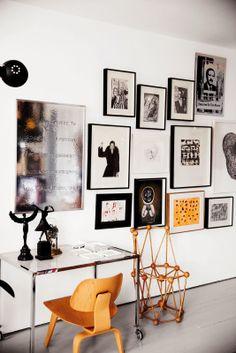 découvrir l'endroit du décor : L'ART DE PRÉSENTER L'ART - CONSEILS POUR RÉUSSIR UN ENSEMBLE