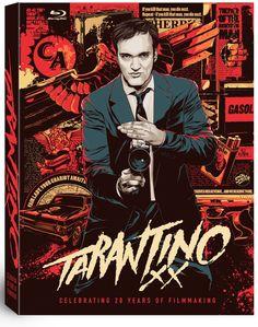 TARANTINO XX: 8-FILM COLLECTION